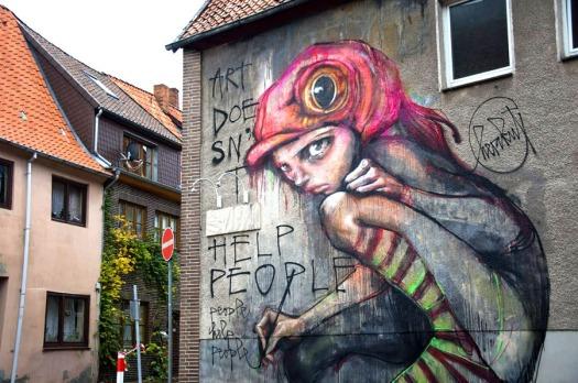 People help people